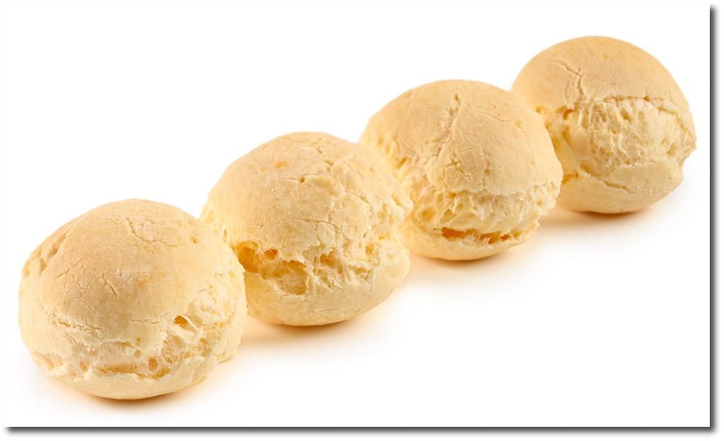 Ketogene Diät Rezepte pao de queijo