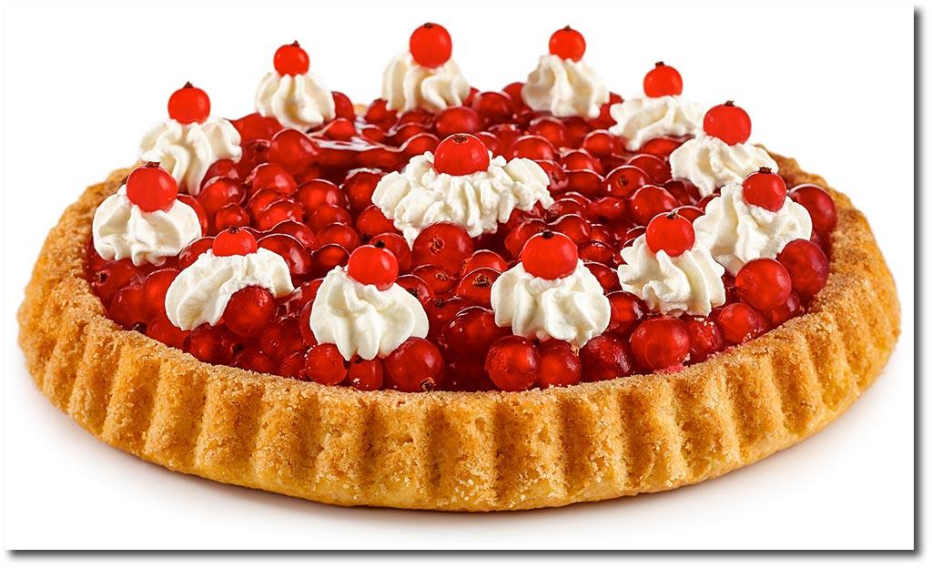 Johannisbeer Torte Rezept