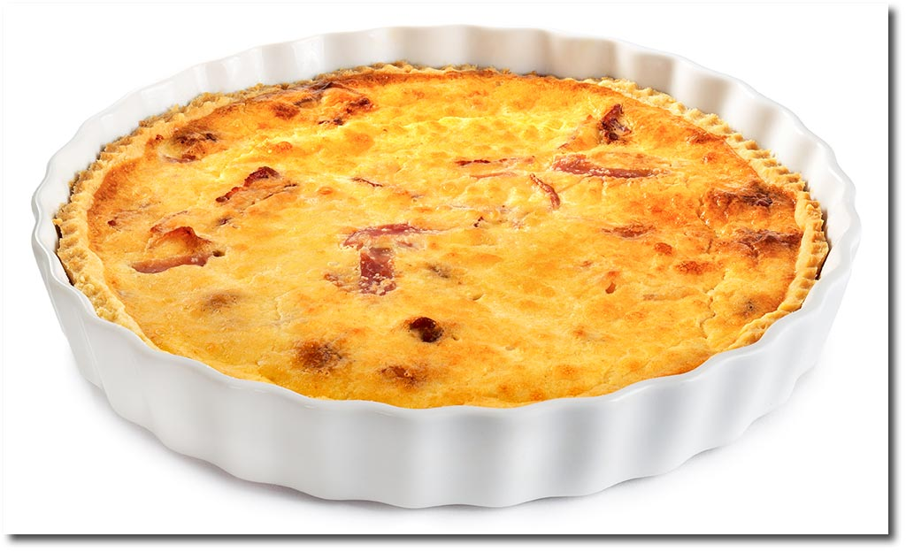 quiche lorraine recipes dishmaps. Black Bedroom Furniture Sets. Home Design Ideas