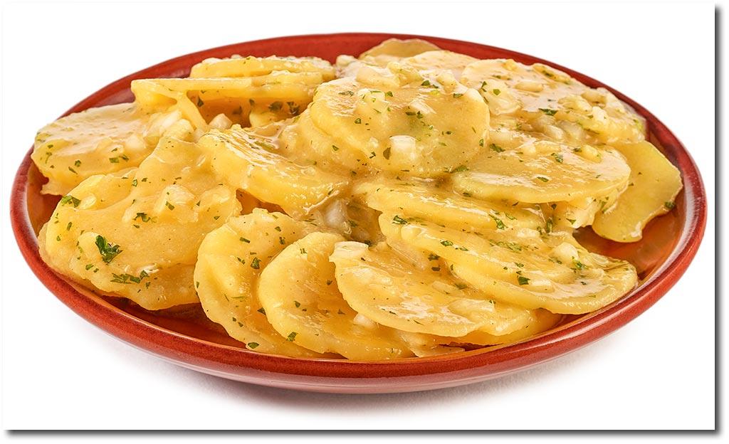 Schwäbischer Kartoffel Salat Rezept