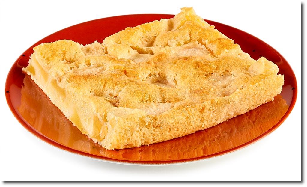 Apfel Kuchen Vom Blech Rezept