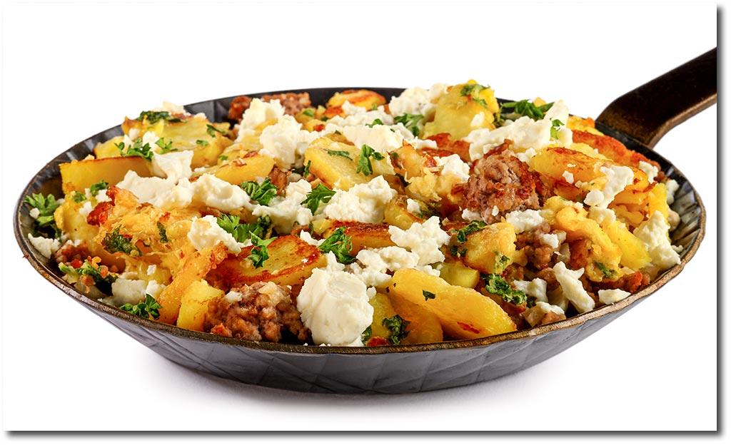 Rezept Kartoffel Hackfleisch brat kartoffel hackfleisch auflauf rezept