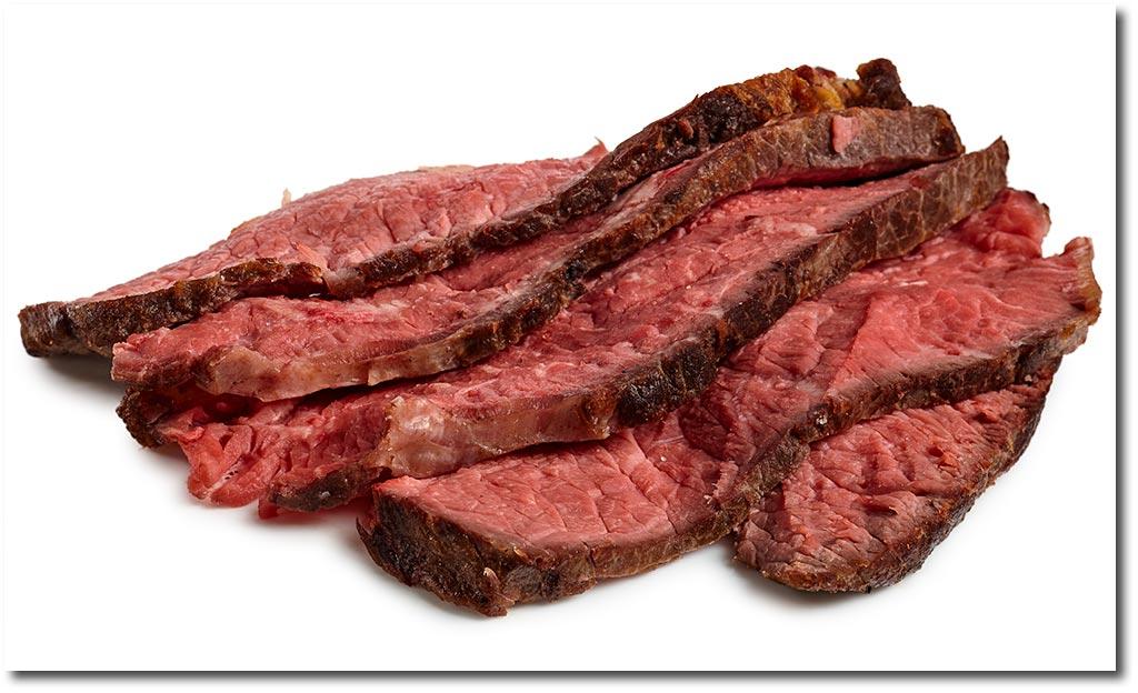 Rezepte für Weihnachten: Roast Beef