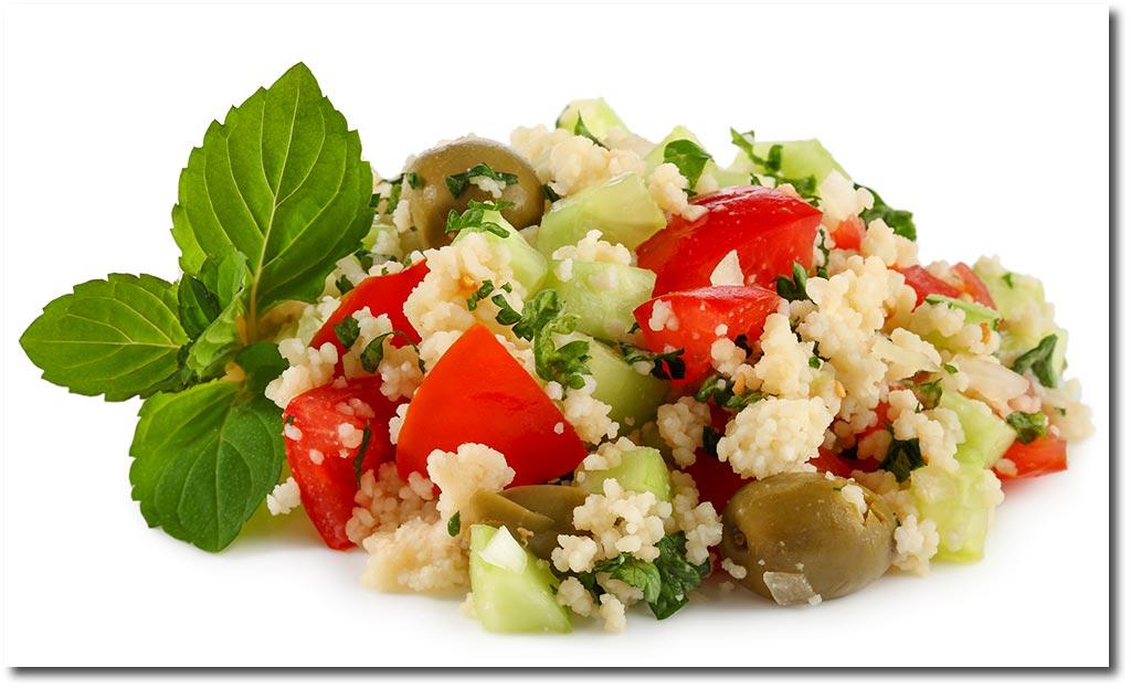 Couscous salat arabisch