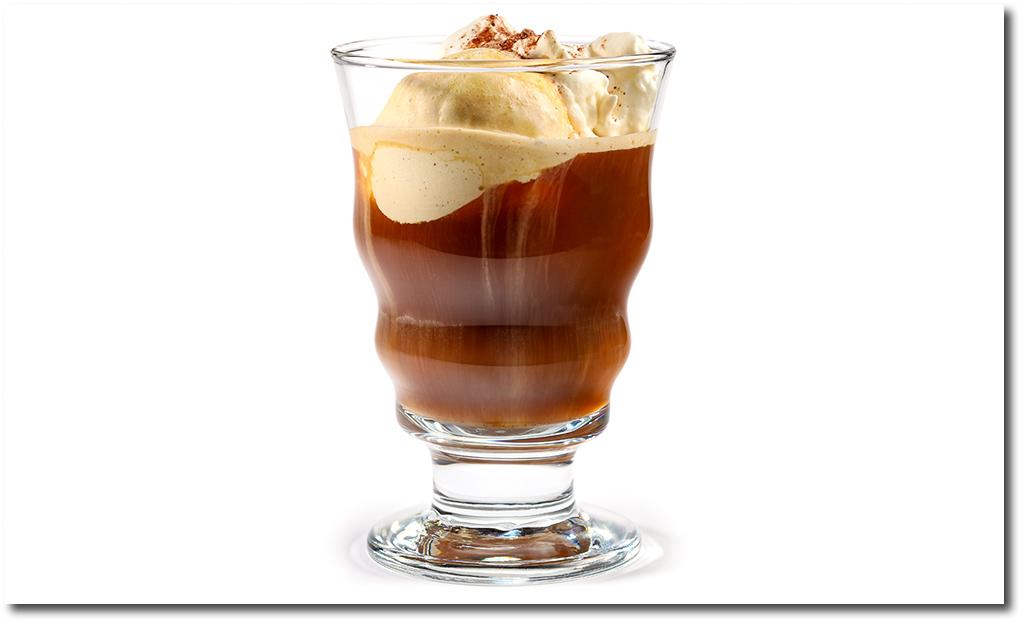 Eiskaffee Rezept Vanilleeis