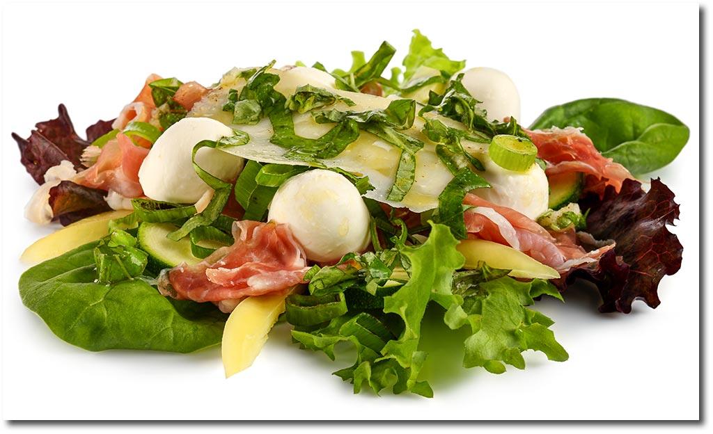 Italienischer salat rezept for Italienisches kochbuch