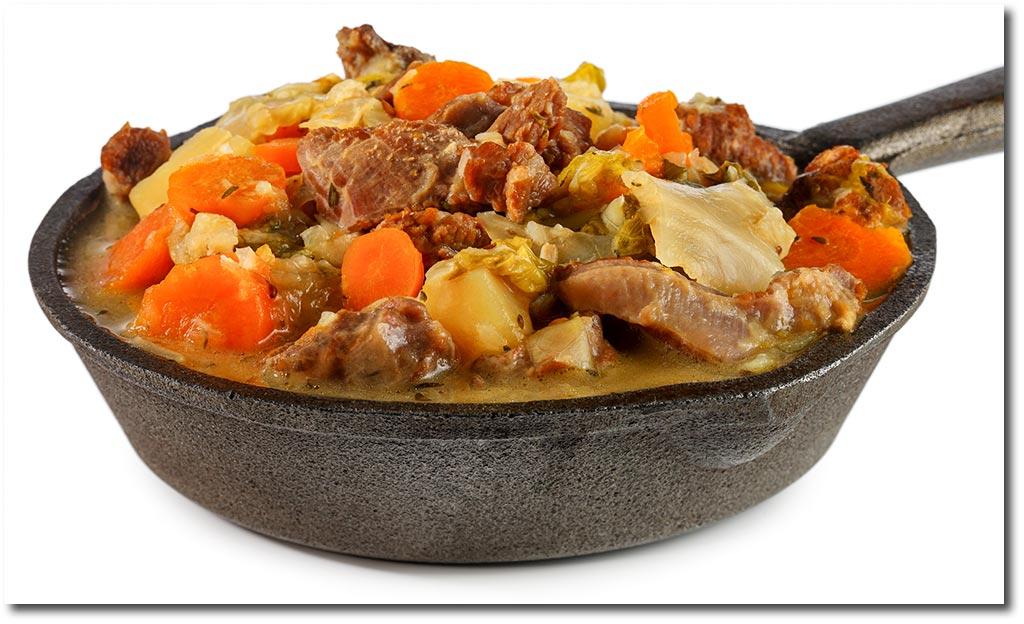 Irish Stew Eintopf Rezept