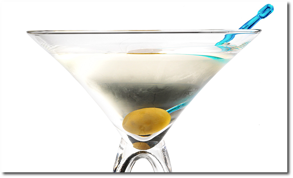 Cocktail Wodka Martini Rezept