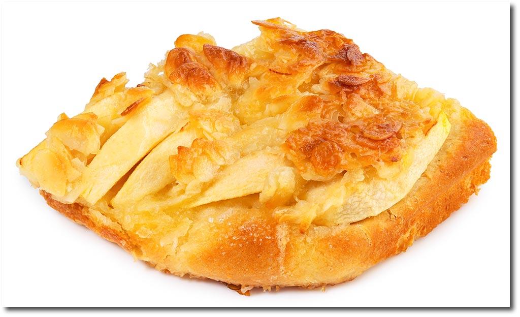 Apfel Butter Kuchen Rezept