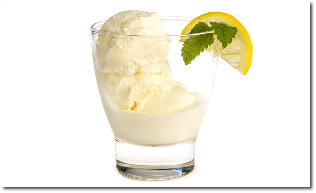 schlammbowle mit vanilleeis