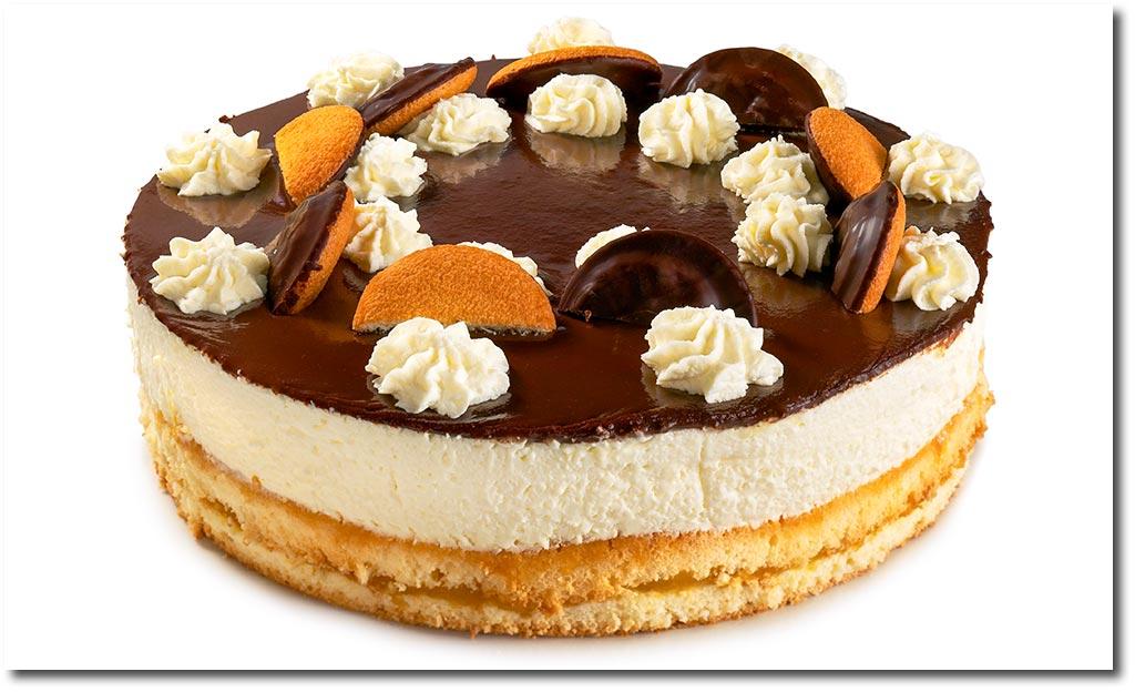 Jaffa cake kuchen dr oetker