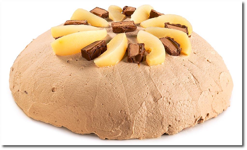 Mars Birnen Torte Rezept