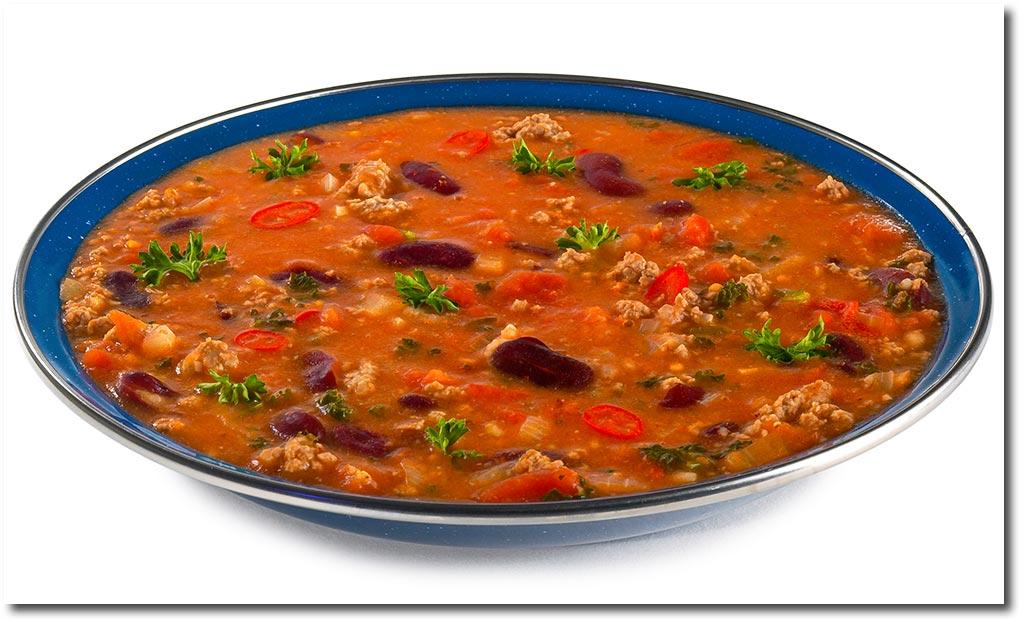 Chili Con Carne Suppe Rezept