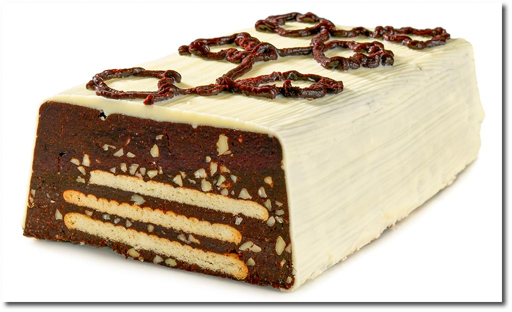 Kalter Hund Schwarz Weiss Keks Kuchen Rezept