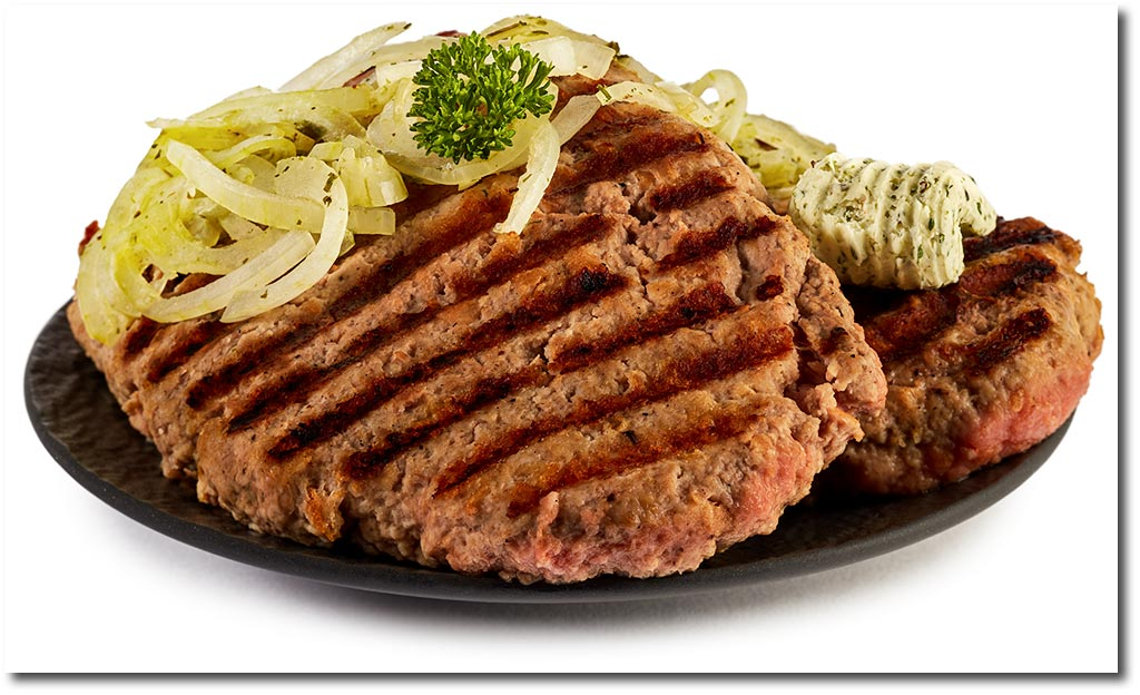 Deutsches Beef Steak