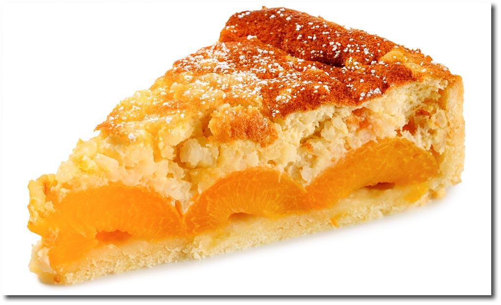 Aprikosen joghurt blechkuchen