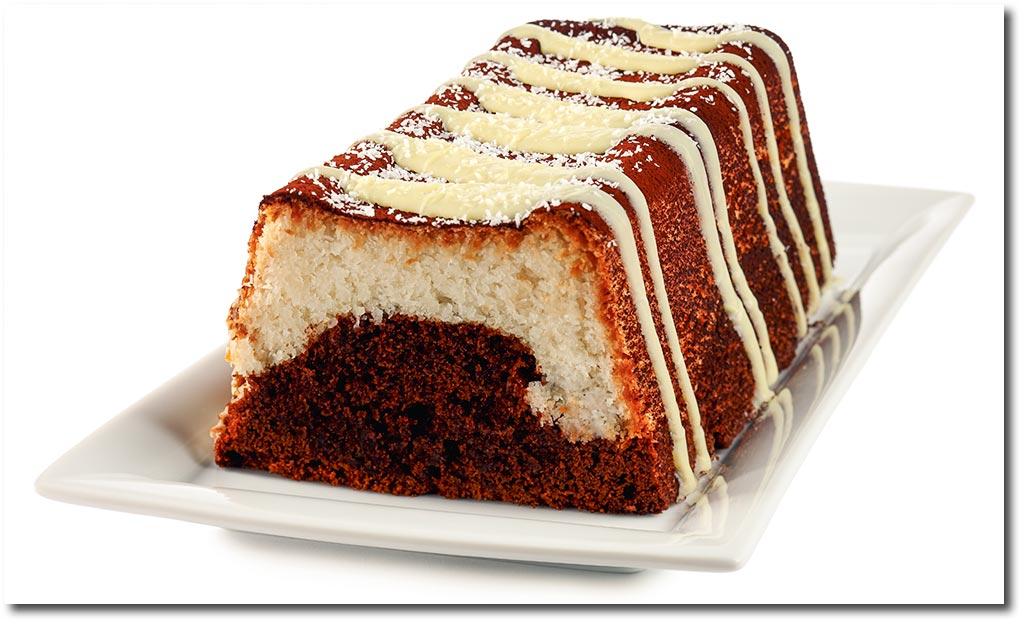 Kokos Marmor Kuchen Rezept