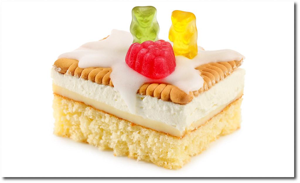 Butter Keks Kuchen Rezept