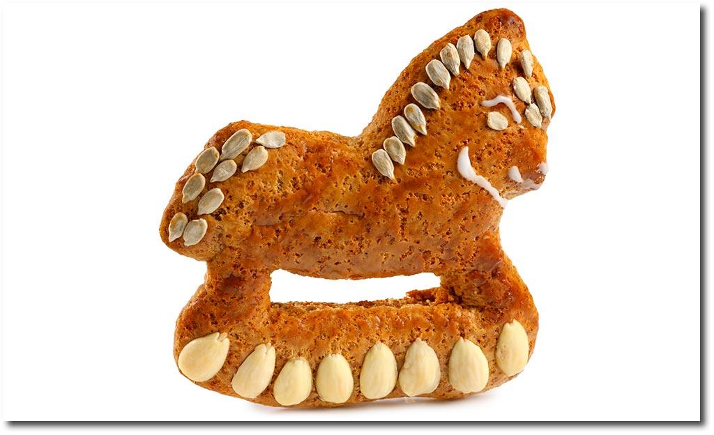Honig Kuchen Pferd Rezept