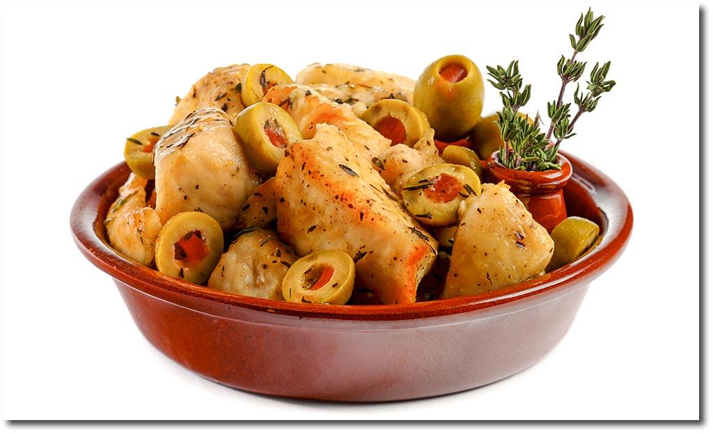 Knochenloses Huhn la GG Rezept mit Bild von GG73