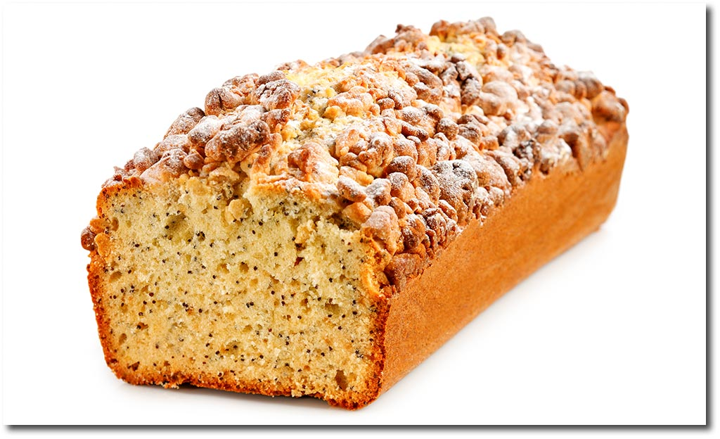 Kasten mohn kuchen rezept for Kuchen unterschrank 150 cm