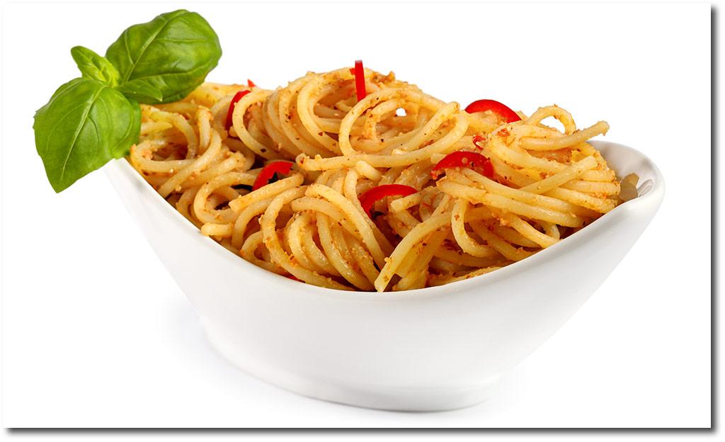 spaghetti mit tomaten pesto rezept. Black Bedroom Furniture Sets. Home Design Ideas