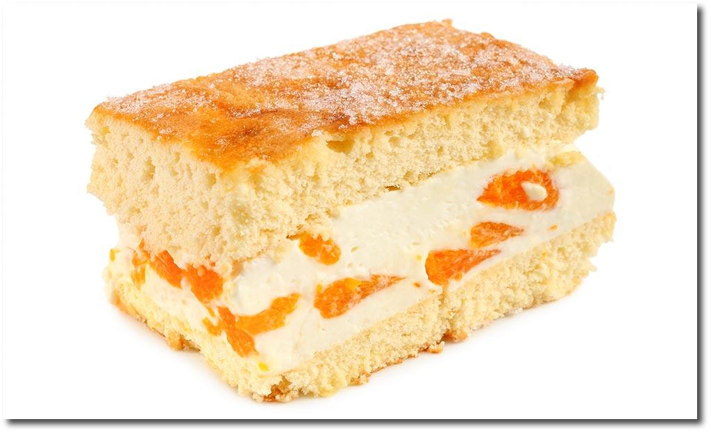 Mandarinen Quark Kuchen Rezept