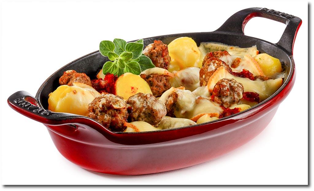 Raclette Hackfleisch