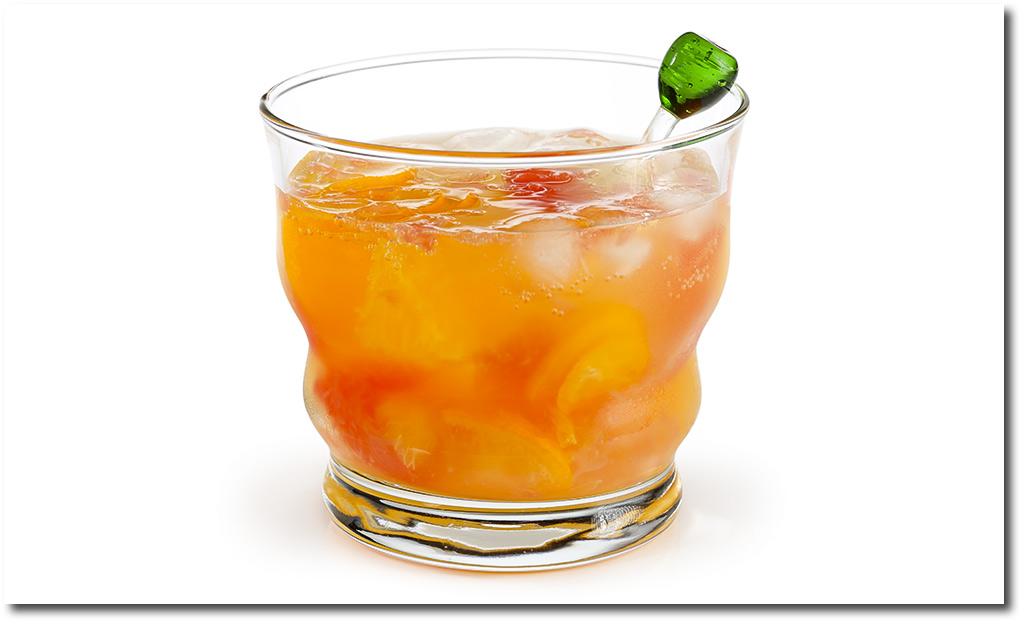 Citrus Bowle Rezept on