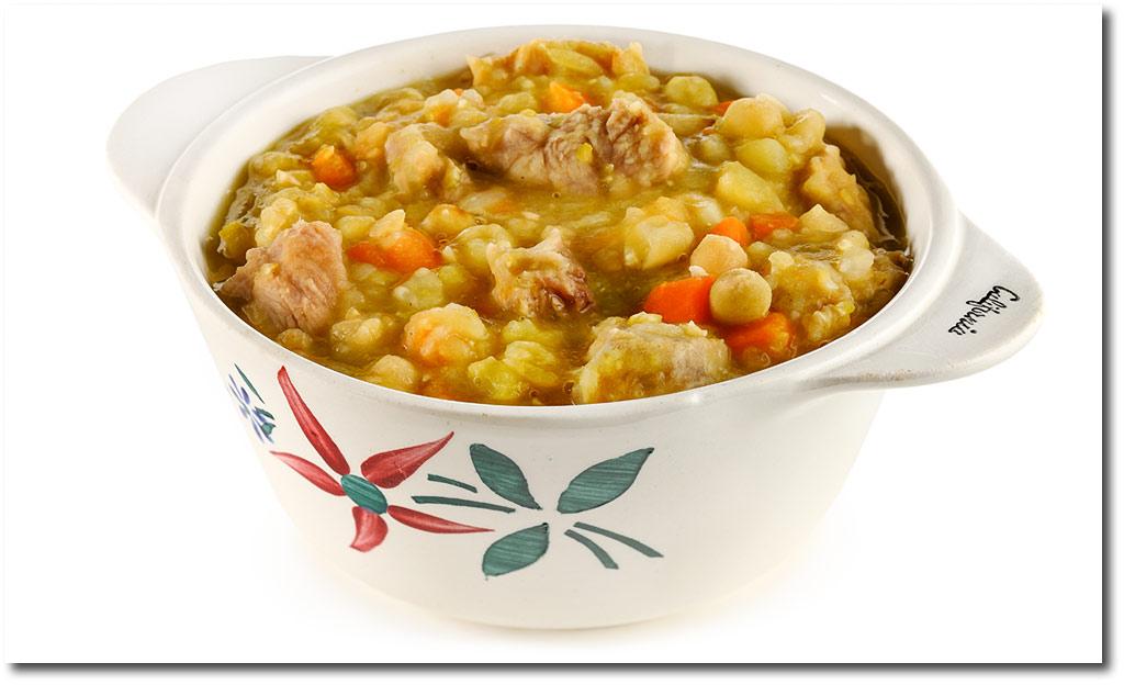 Erbsen Suppe Mit Eisbein Rezept