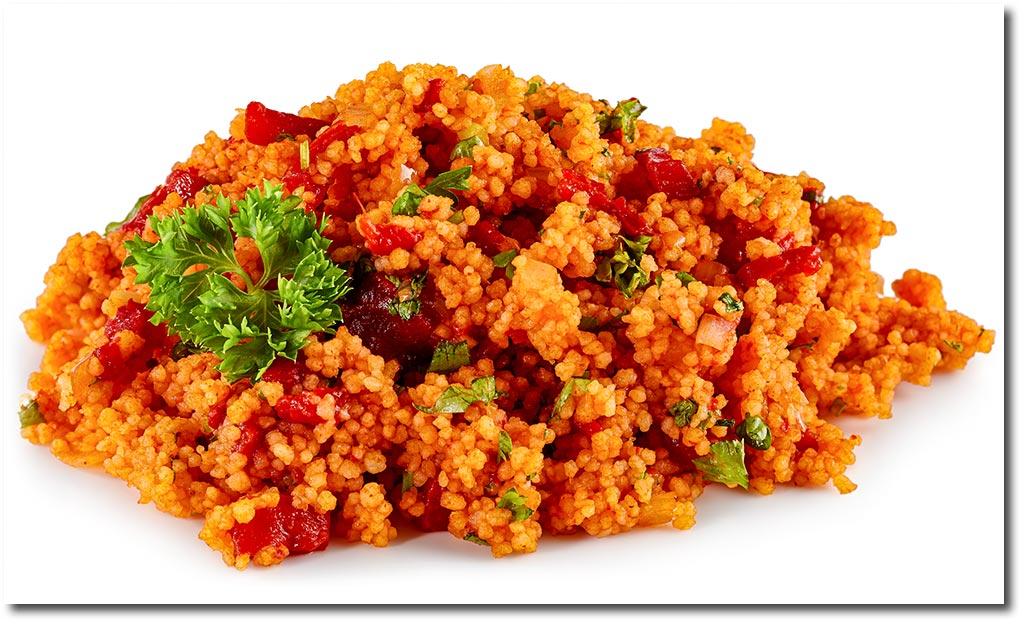 Paprika Couscous Salat Rezept