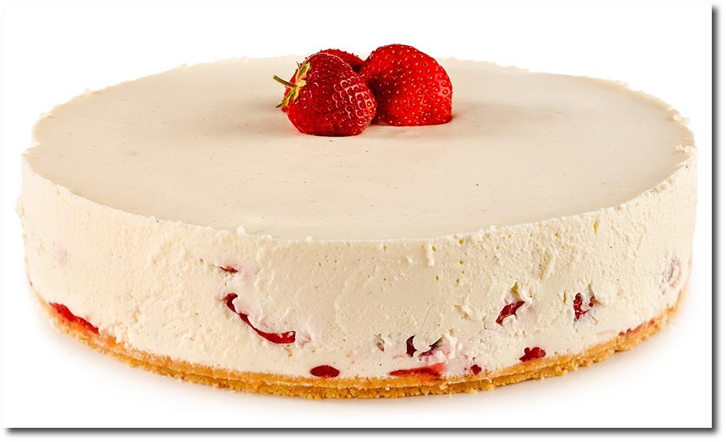 Panna Cotta Torte Rezept