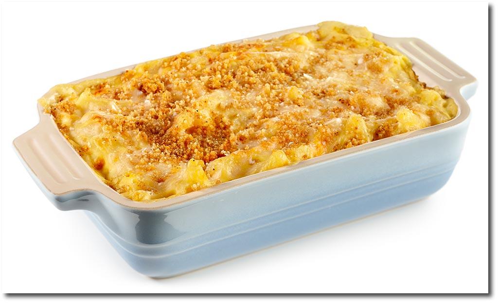 Rezepte für Pasta mit Käse: Macaroni and Cheese