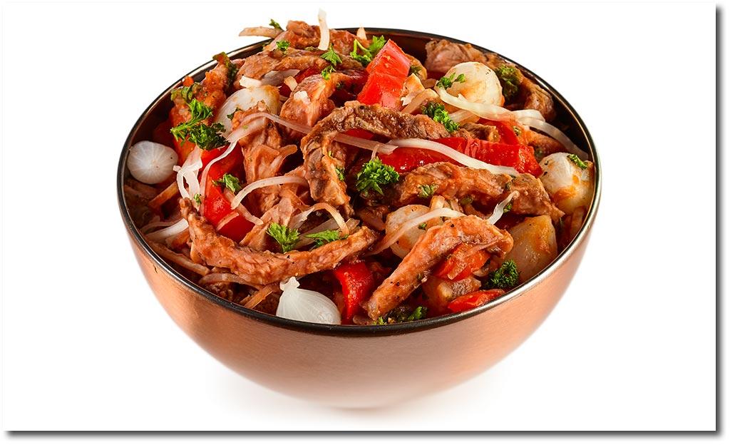 fleisch salat mit tomaten dressing rezept. Black Bedroom Furniture Sets. Home Design Ideas