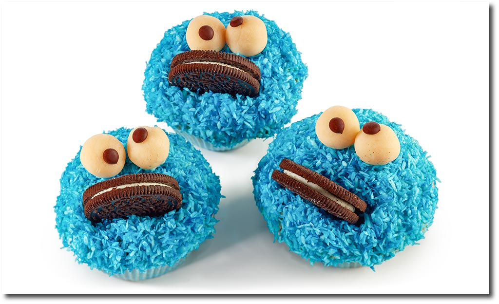 krumel monster muffins