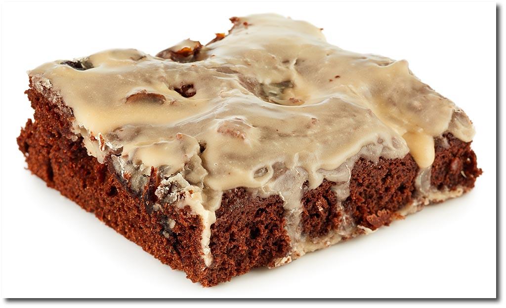 Pflaumen Baileys Blech Kuchen Rezept