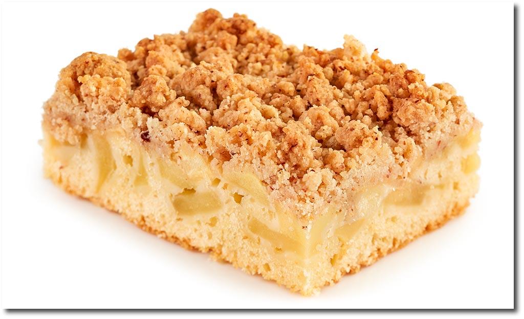 Apfel Streusel Kuchen Vom Blech Rezept